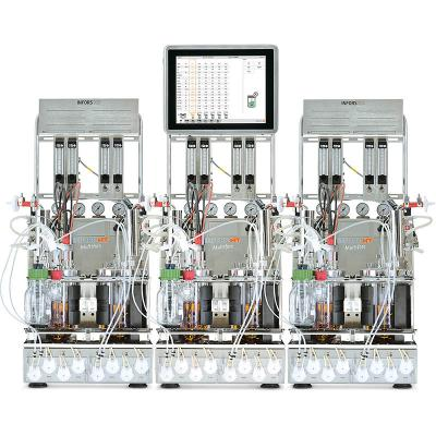 平行发酵系统